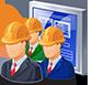 логотип ПромЭнергоБезопасность